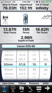 aps-c vs full frame cameras