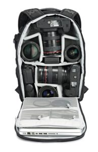 photography accessories - camera bags