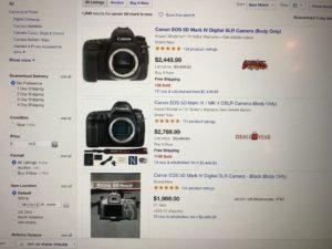 gray market camera