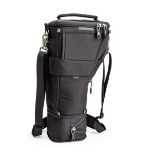 Think Tank camera holster for Handling Cameras and Gear Easily