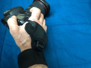 wrist strapt to make Handling Cameras and Gear Easily