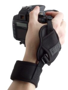 Camera wrist strap for Handling Cameras and Gear Easily