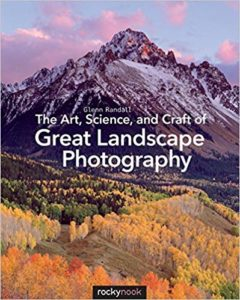Great landscape photography book